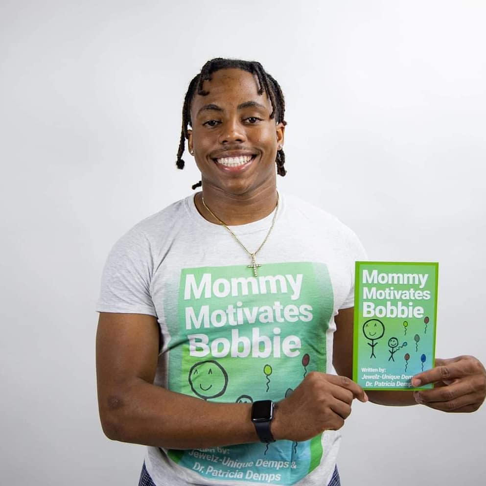 Co Author Jewelz-Unique Demps