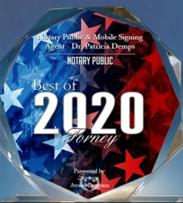 Best Of 2020 Notary Public