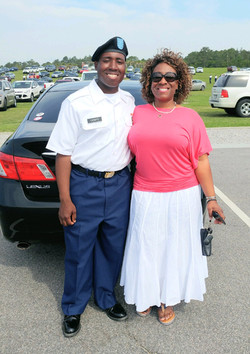 Still a Military Family.