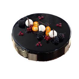6. Moussekake sjokolade