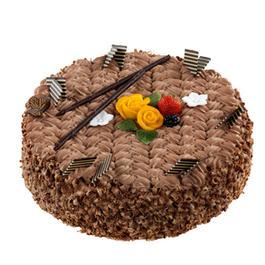 1. Sjokoladekake