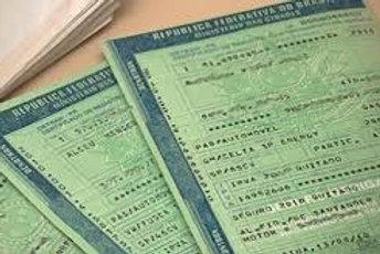 Regularização documentos