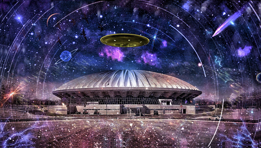 UFO HOME BASE