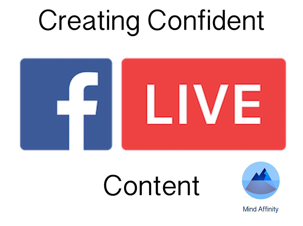 Confidence Tips for facebook Live