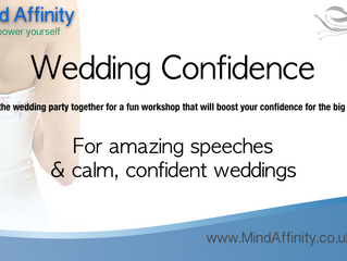 Wedding Confidence Workshops