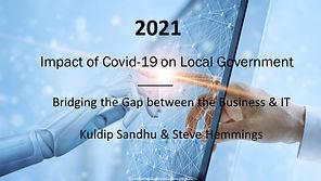 Impact of Covid-19 on LG  Webinar Thumbn