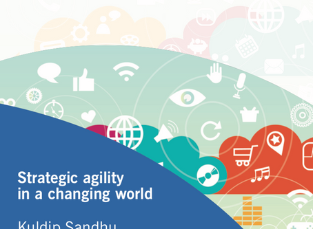 AgileSHIFT: Strategy to survive in the current business context
