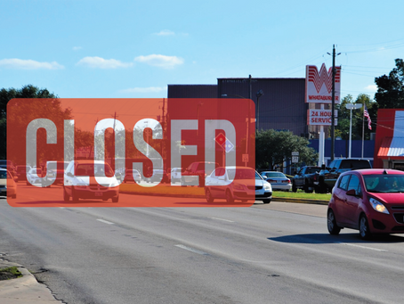 All Whataburger Dining Rooms Are Now Closed
