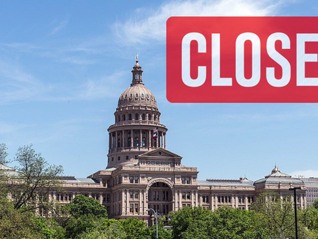 Texas Governor Declares State-Wide Disaster
