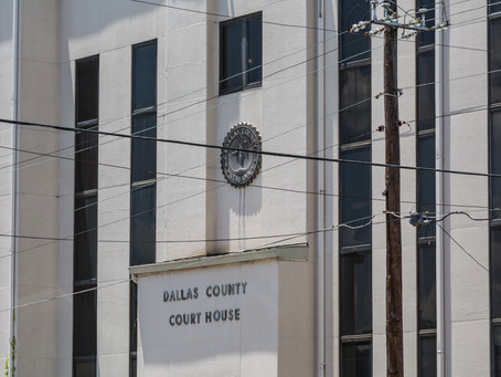 Dallas County Ordered to Stay at Home Until May 20th