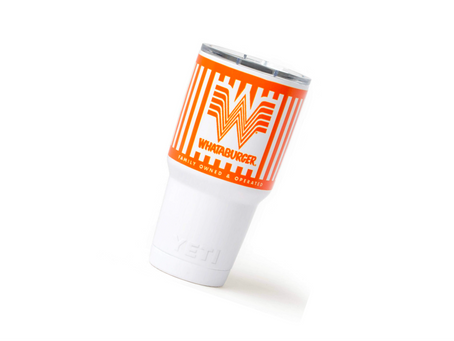 The Whataburger Yeti Cup