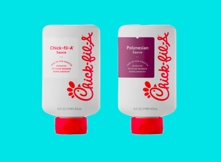Chick-Fil-A Will Be Selling It's Signature Sauces in Stores