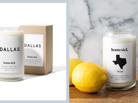 There's a Candle That Smells like Dallas