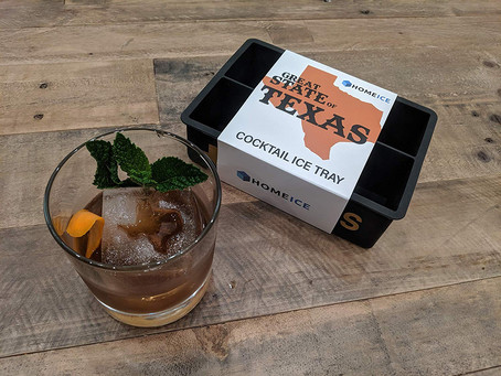 We're Giving Away A Texas Shaped Ice Tray