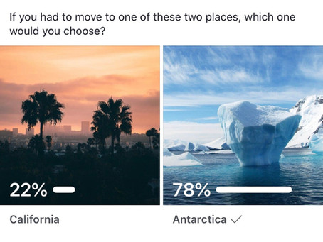 78% of Texans Would Rather Move to Antarctica than California