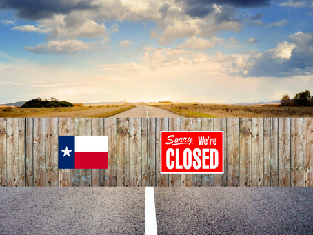 Texans are Building a Wall Around the Entire State to Keep the Californians Out