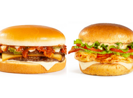 Whataburger Just Released 2 New Sandwiches