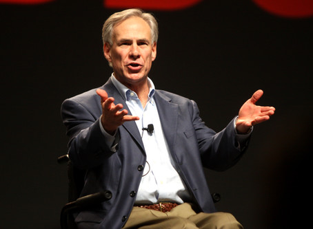 Texas Governor Designates Religious Services as Essential During COVID-19