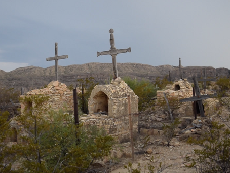 Texas Most Haunted Ghost Town