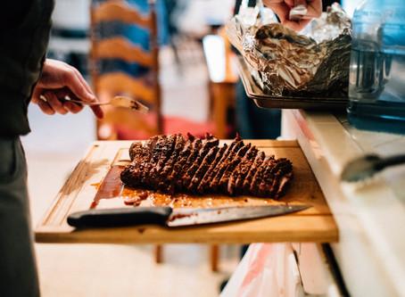 Texas-Style Jalapeño Beef Brisket