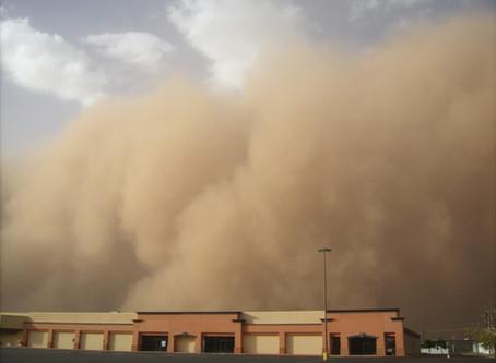 A Massive Sandstorm is Headed Towards Texas This Week