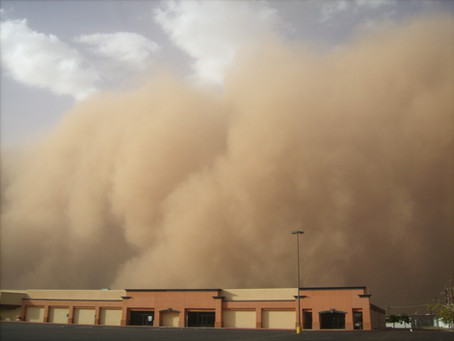 A Massive Sandstorm is Headed Towards Texas This Week