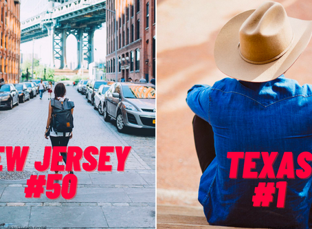 Texas Accent Voted Sexiest for the 2nd Year in a Row, New Jersey Accent Voted Least Sexy