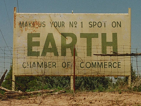 There's Only One Place in the World Named Earth, and it's in the State of Texas