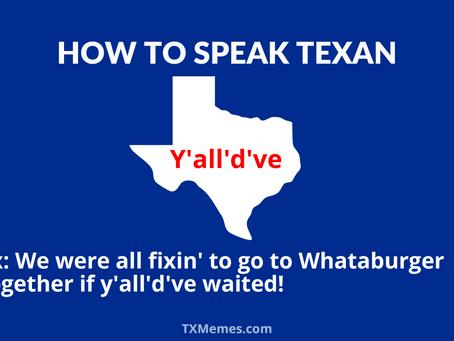 How to Speak Texan