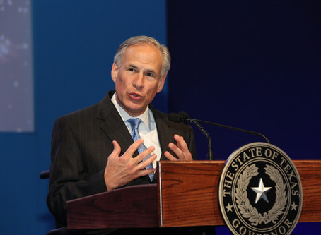Governor Abbott Plans on Reopening Texas