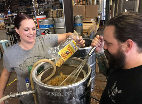 Beer Brewed with Buc-ee's Beaver Nuggets Completely Sold Out in Hours