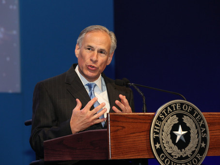The Governor of Texas Said He Won't Shut Down the State Again