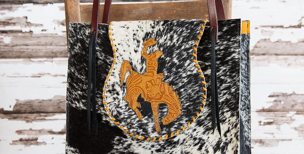 Red Horse Design Company: XL Big Flap Tote - #224