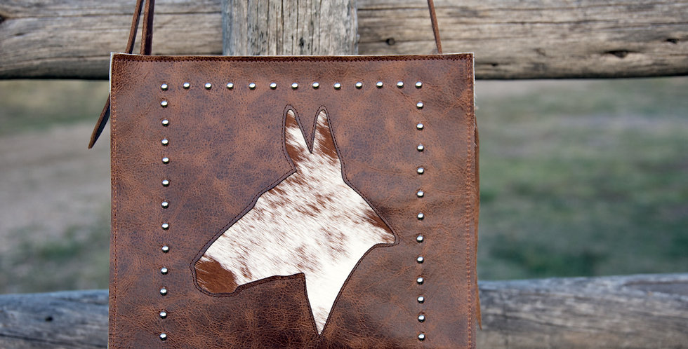 Red Horse Design Company: Mule Head Tote - #4