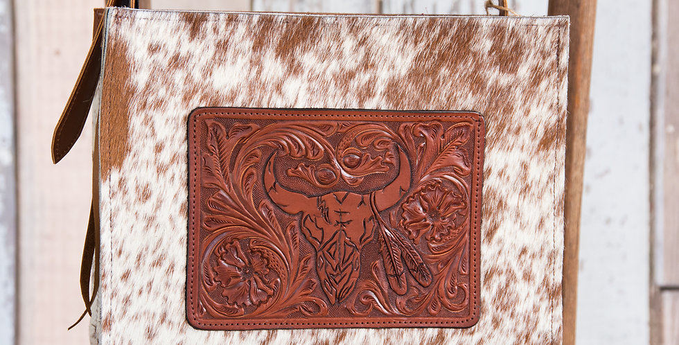 Red Horse Design Company: Bison Tooling Tote - #243