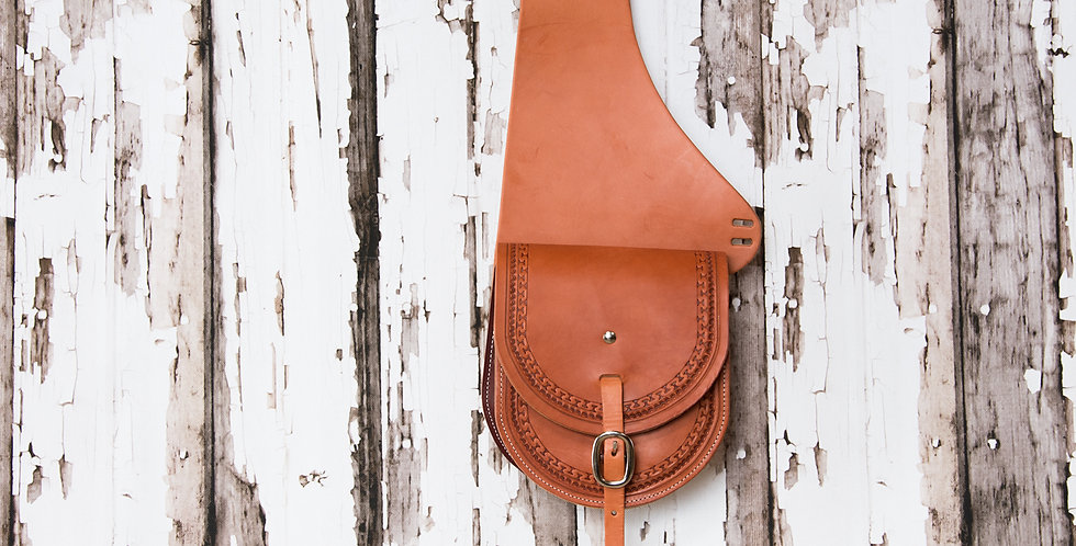 Badlands Collection:  Saddle Bags #9Small