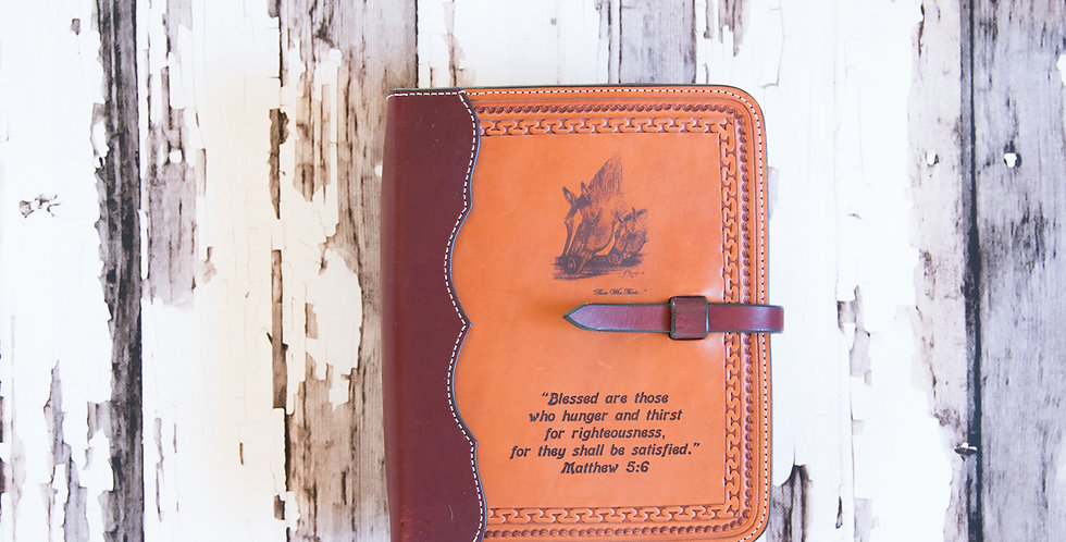Badlands Collection: Bible Cover #4