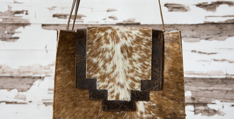 Red Horse Design Company: Cowhide SC Tote - #333
