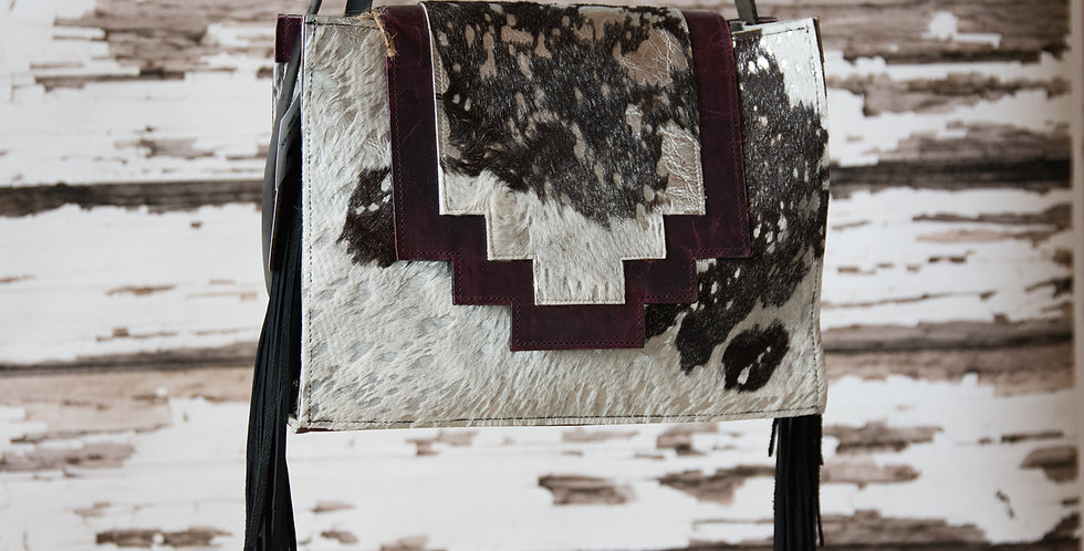 Red Horse Design Company: Cowhide SC Tote - #330