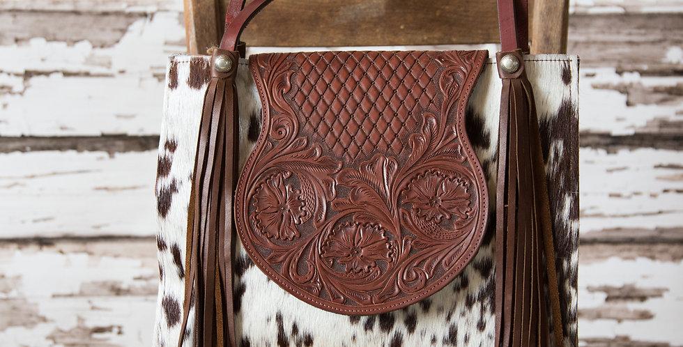 Red Horse Design Company: XL Big Flap Tote - #222