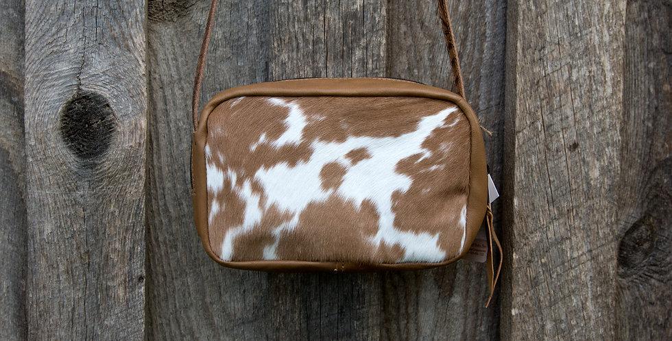 Red Horse Design Company: Small Calfskin Bag #311