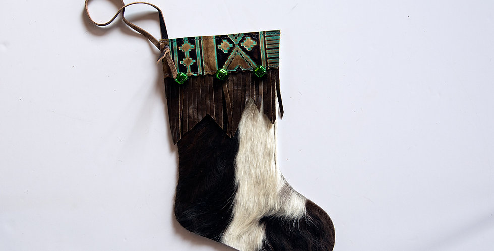 Red Horse Design Company: Christmas Stocking #10