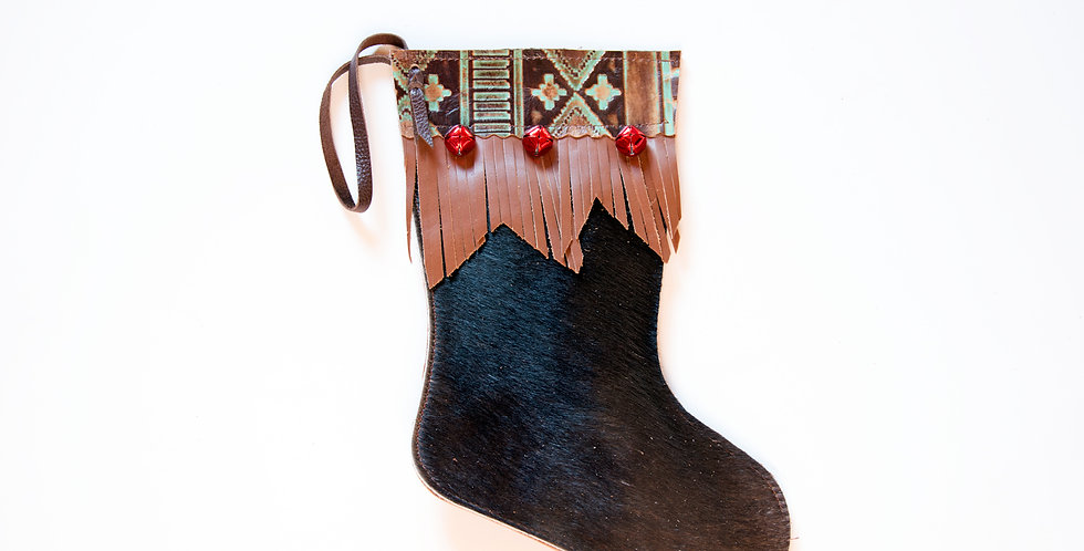 Red Horse Design Company: Christmas Stocking #2