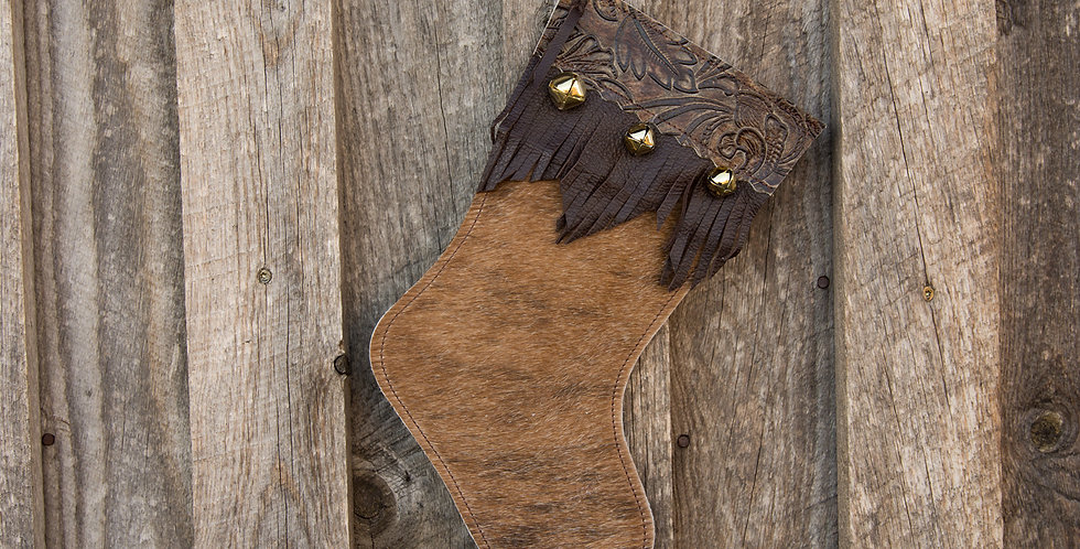 Red Horse Design Company: Small Christmas Stocking #31