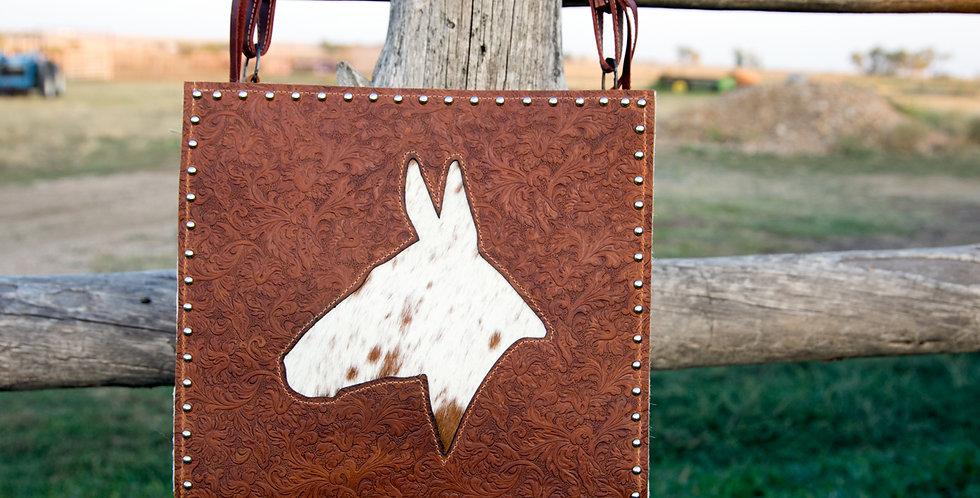 Red Horse Design Company: Mule Head Tote - #2
