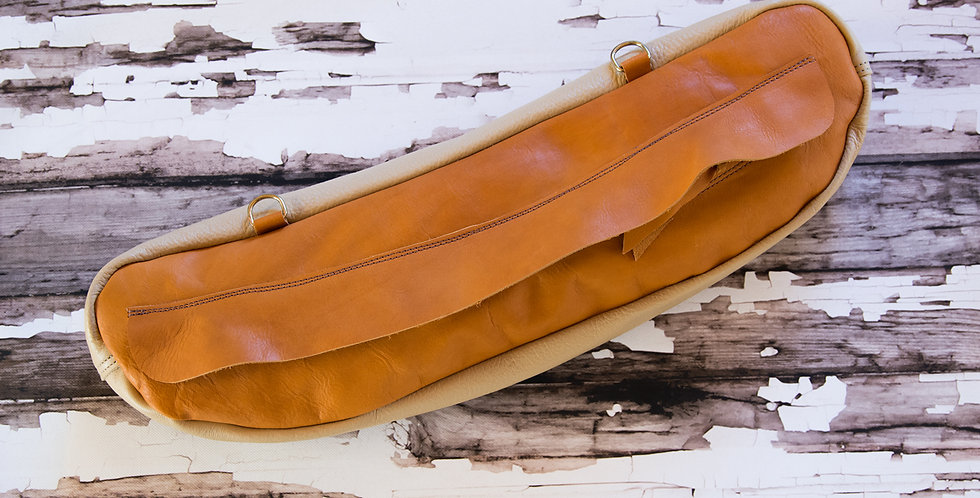 Badlands Collection: Cantle Bag #1