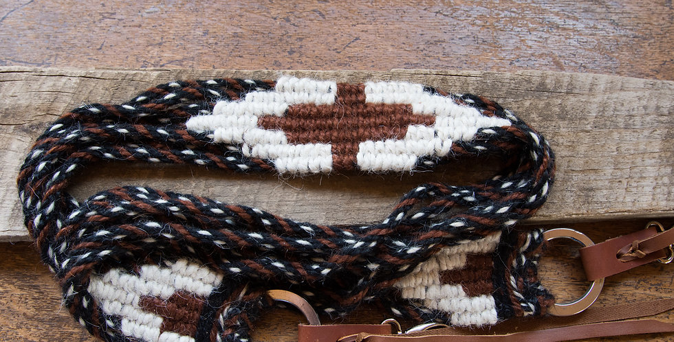 Red Horse Design Company: Mohair Strap - #4