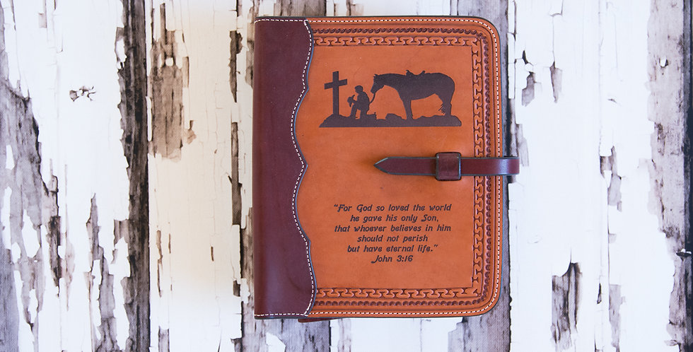 Badlands Collection:  Bible Cover #2