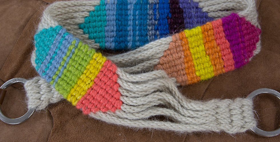 Red Horse Design Company: Mohair Strap - #3