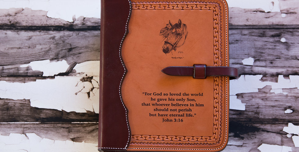 Badlands Collection:  Bible Cover #5